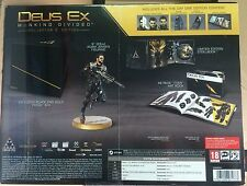 DEUS EX MANKIND DIVIDED COLLECTOR'S EDITION NEW CONTENT ONLY NO GAME PS4 PC XBOX