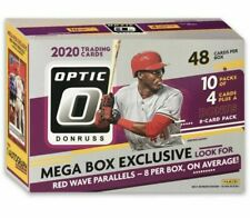 Panini Donruss Optic Baseball - 48 Card Box, 2020