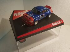 qq  NINCO 50371 PORSCHE 911 SC JOCAVI # 4 ANTONIO ZANINI - J. SABATER