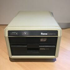 RARE Rana Systems Elite One Floppy Drive for Apple II Computers