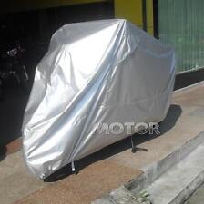 Silver L Motorcycle Rain Cover for Suzuki SV 650 1000 Bandit 600 1200 V-Strom