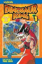 Dinosaur King-ExLibrary