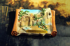 Damascus House, Syria Tourist Travel Souvenir 3D Resin Fridge Magnet Craft GIFT