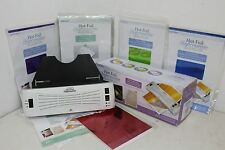 Letraset hfifmg Hot Foil Máquina de envoltura de calor de grabado de impresiones Scrapbooking