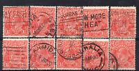 AUSTRALIA = GV 1-1/2d `Head`. 1926/30. Used. Unchecked for Shades, etc. (l)