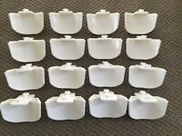 16 Piece Horse Jump Cups Cup Show Jumping OZ Made