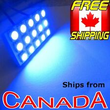 Multi-Fit BLUE LED Panel - T10 (194/912/921) - BA9S - Festoon