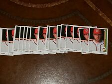 Lot of 100 Bryce Harper Custom ACEO Oddball Rare Rookie Cards RC 89 UD Parody