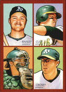 2009 Upper Deck Goudey BB 201-300 +Inserts (A1680) - You Pick - 10+ FREE SHIP