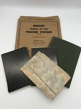 Reeves Vintage Paper And Card