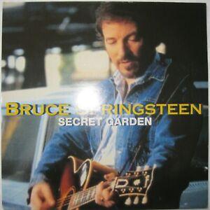 """BRUCE SPRINGSTEEN """"Secret garden"""" rare maxi 12"""" France 1995 - Columbia 661295 6"""