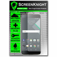 ScreenKnight BlackBerry DTEK60 SCREEN PROTECTOR - Military shield