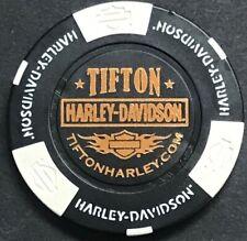 Tifton Harley-Davidson® 110th Anniversary in Tifton, GA Collectible Poker Chip
