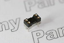 """10x IC Socket Turned Pin 4 Way 0.3"""" Width Sockets"""