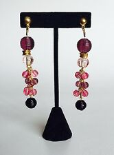 Antica Murrina Teti--Murano Glass Earrings