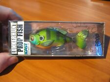 "LunkerHunt 3 1/4"" Sunfish Prop Fish Fishing Lure / Blue Gill SUNPRF01"