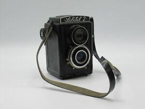 Lubitel 2 Vintage Camera Soviet Collectible C617
