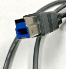 USB 3.0 Cable A Male to B Male Type High Quality Super Speed Cord - 3ft