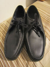 Mens Florsheim comfort shoes size 9  lace up Wallabee style padmore