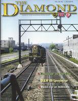 The Diamond: 1st Qtr, 2014, ERIE LACKAWANNA Historical Society, LAST NEW ISSUE