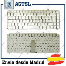 Teclado Español para DELL D072 SILVER-PLATA