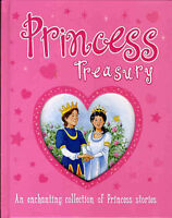 Princess Treasury, , Very Good Book