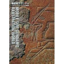 Gundam illustration world #2 Keisou ban art book