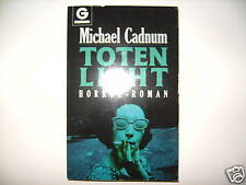 MICHAEL CADNUM TOTENLICHT HORROR ROMAN BUCH