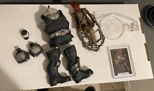 "DC MULTIVERSE BAF BANE COMPLETE LOOSE FIGURE & SCARECROW MCFARLANE 2021 9"" NEW!!"