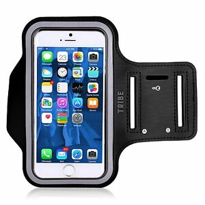 Running Iphone Holder Water Resistant Sports Armband Key iPhone 6, 6S(USA Seller