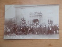 VINTAGE 1909 POSTCARD - CHARD ROAD HOTEL - PERRY ST GALA - CHARD - SOMERSET  RP