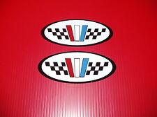 Wellcraft Oval decal set Marine Vinyl boat decals stickers
