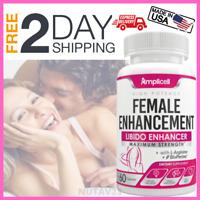 Píldoras Natural del Deseo Femenino Potenciador de la Libido para las Mujeres