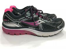 Saucony Omni 15 Gray Pink Running Shoes Women Size 7.5 SH7