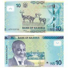 Namibia 10 Dollars 2015 P-16 Banknotes UNC