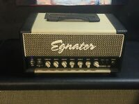 egnater rebel 20 mint condition (cheapest on Ebay at time of listing)