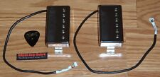 Gibson Les Paul Pickup Burstbucker Pro Set Chrome Guitar Parts Humbucker SG HP T