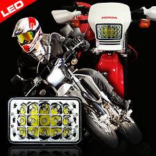 1x LED Conversion Headlight Lamp For Honda XR250 XR400 XR650 Suzuki DRZ
