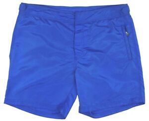 Neil Barrett swim trunk blue