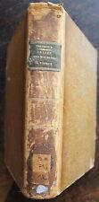 TREDGOLD TH.: TRAITÉ MACHINES À VAPEUR ET...1838, NAVIGATION , MINES MANUFACTURE