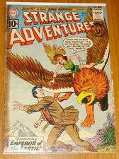 STRANGE ADVENTURES #131 G- (1.8) DC COMICS STAR HAWKINS AUGUST 1961*