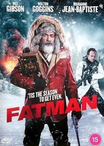 Fatman DVD (2020)