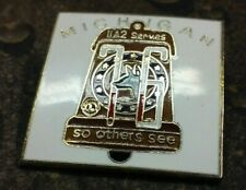 Lions Club International 11-A-2 Michigan pin badge