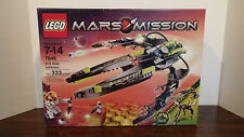 "NEW LEGO Mars Mission ""ETX Alien Infiltrator"" – 7646 – 333 pieces - Retired"