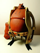 "Hellboy - Mike Mignola - Eric So - 11"" - 999 pcs Signed -How2work Dark horse"