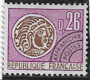 Timbre France Poste Pré-oblitérés  N°130