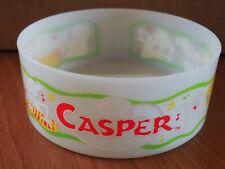 Casper The Friendly Ghost Cereal Bowl Quaker Oats 1996