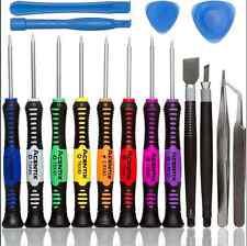 16Pc Repair Tools Magnetic Screwdrivers Kit Set for iPhone 4 5 6 Phone Samsung