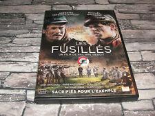 LES FUSILLES  /   gregoire leprince ringuet michael gregorio /  DVD GUERRE