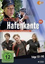 Notruf Hafenkante 11 (Folge 131-143) * NEU OVP * 4 DVDs